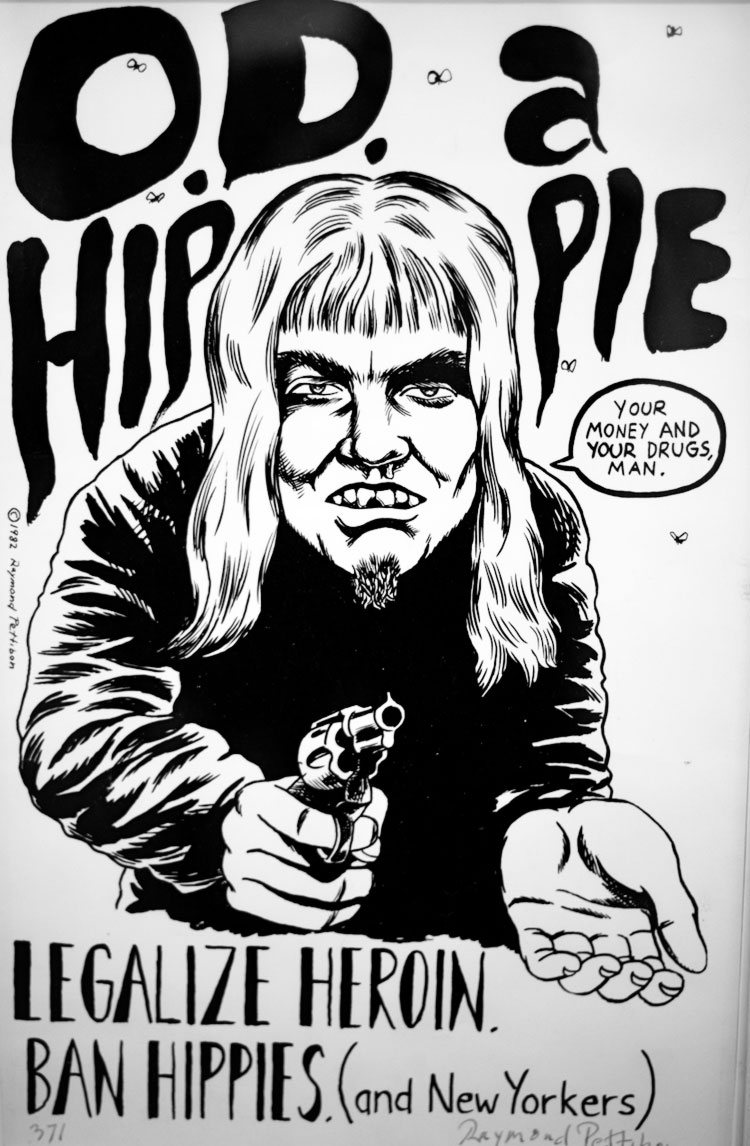 OD a Hippie