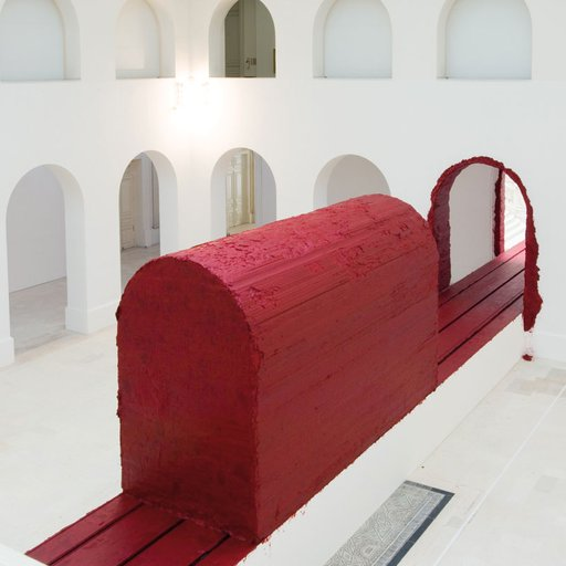 """Color Is Never Unimportant"": The History of Red and the Work of Judd, Bourgeois, and Kapoor"