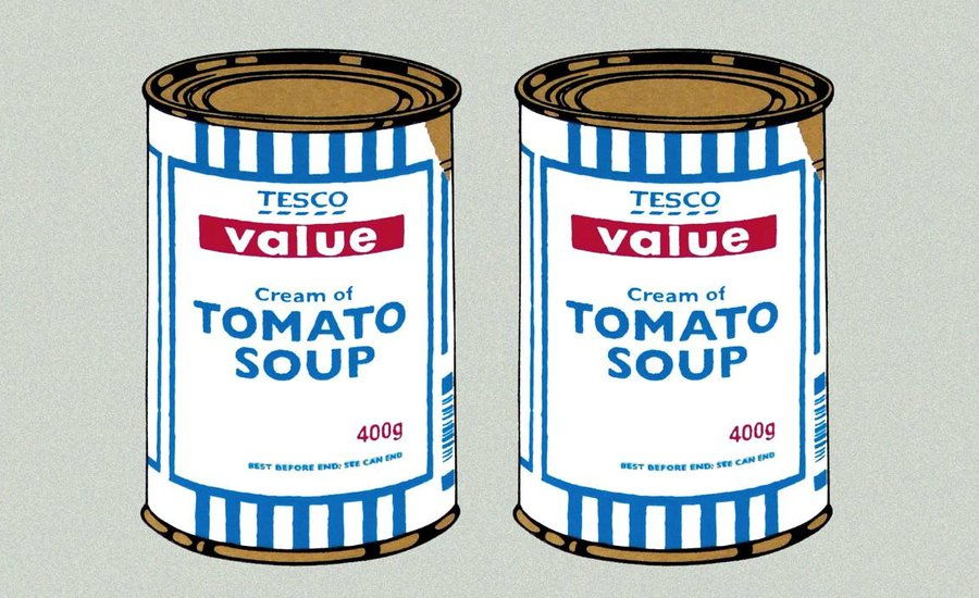 """The Banksy Effect"": 4 Reasons to Collect Banksy's 'Soup Cans'"