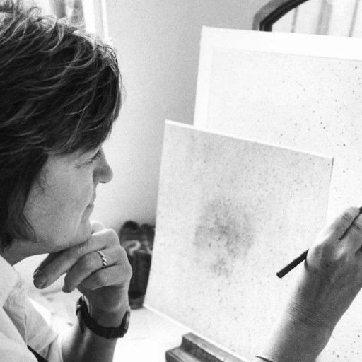 Chuck Close in Conversation with Vija Celmins About Her Dense Yet Infinite Drawings
