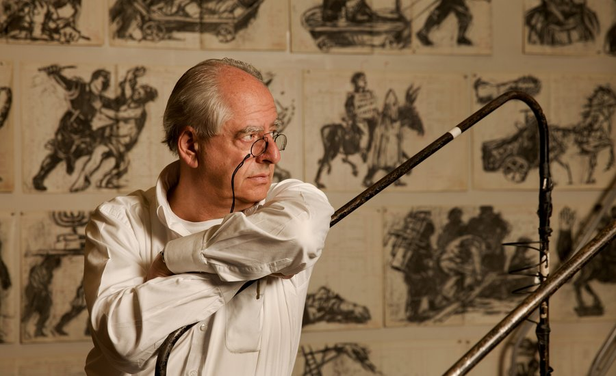 "William Kentridge's ""Still Life"" Is So Much More Than Just Fruit"