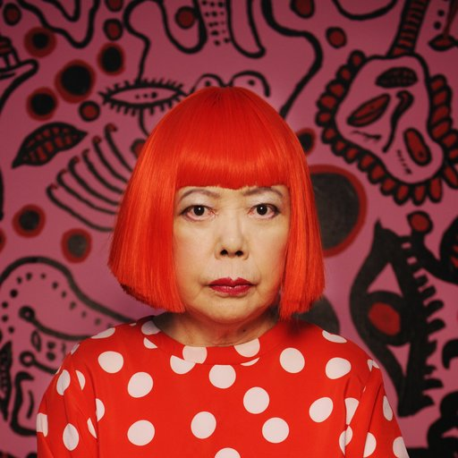 Yayoi Kusama on Her Idiosyncratic Art