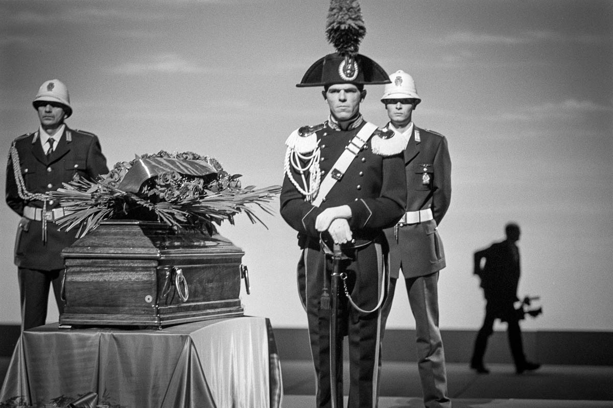 Fellini Funeral