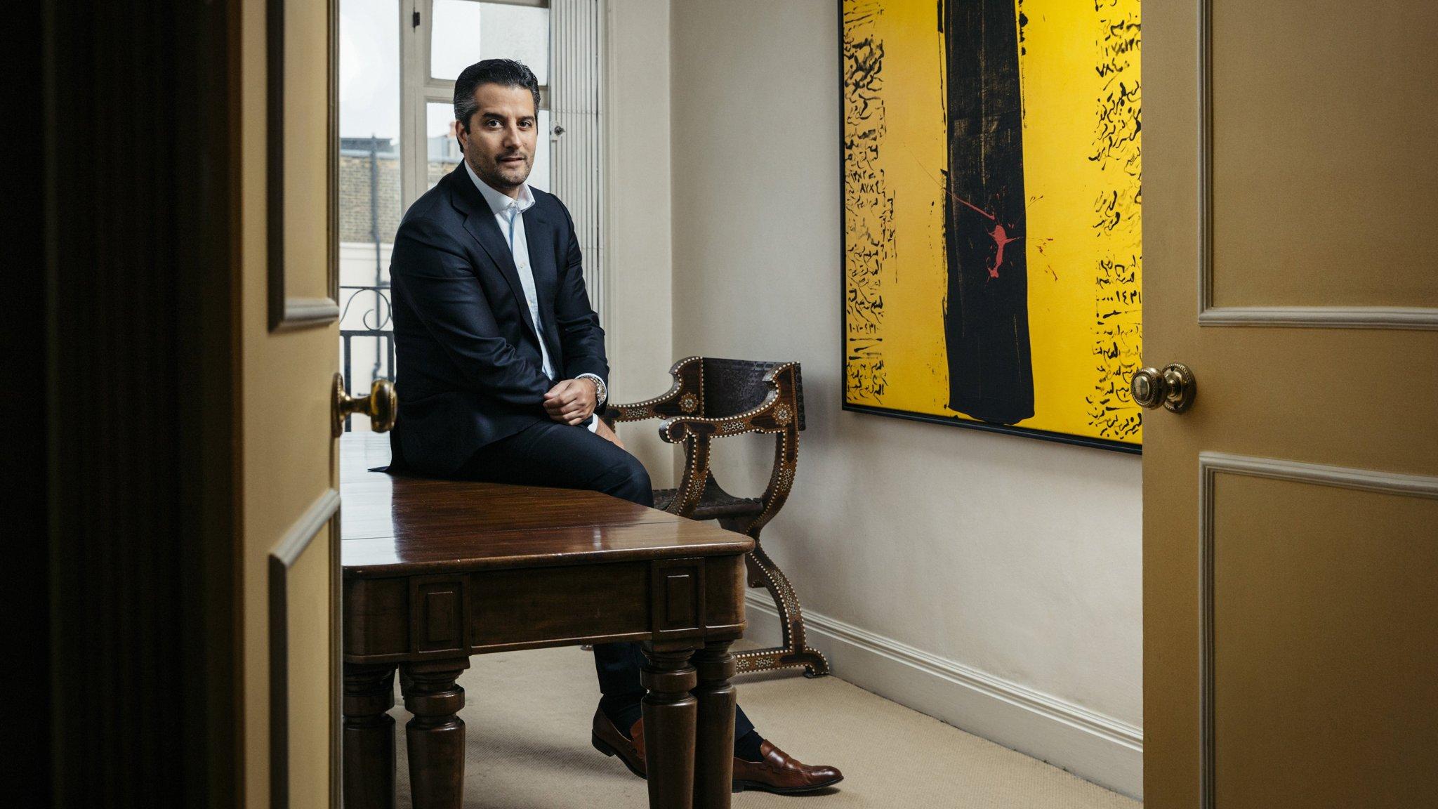 Mohammed Afkhami