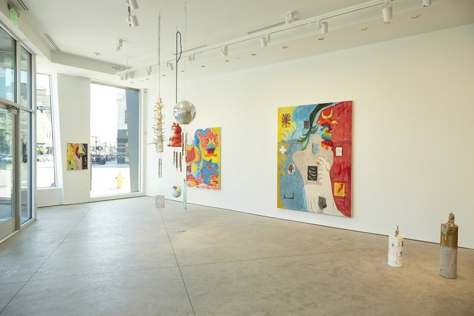 Galleries >> A Guide To Detroit S Best Art Galleries Art For Sale Artspace