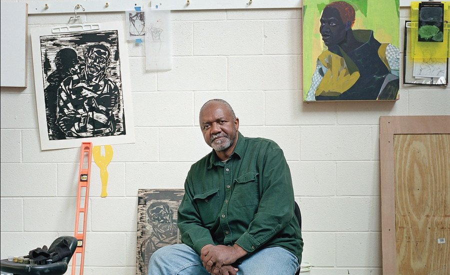 4 Reasons to Collect Kerry James Marshall's 'Untitled (Man)'