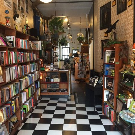 Not Amazon: 11 Artist-Focused Bookstores You Should Visit