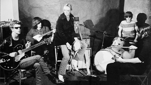 Velvet Underground at the Factory