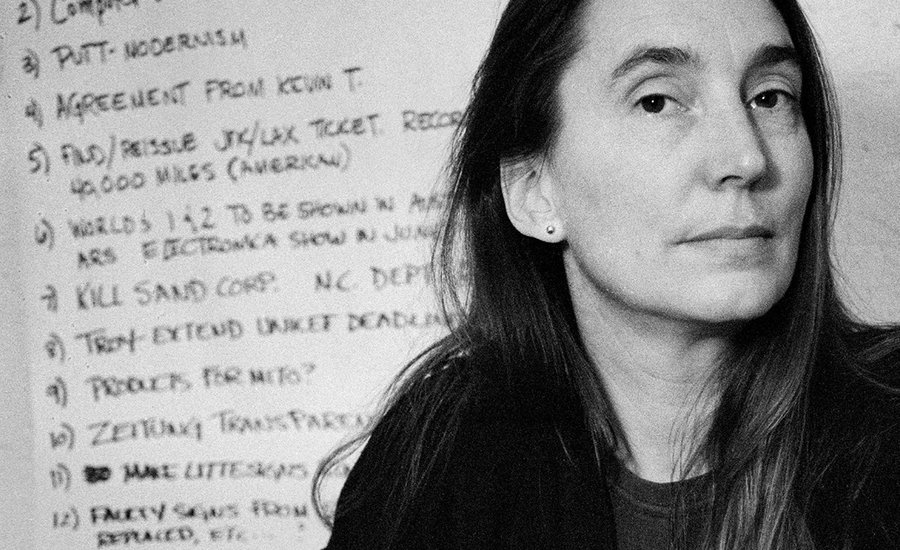 Jenny Holzer Describes the First Artworks She Made as a Young Artist—And They're Not How You'd Imagine