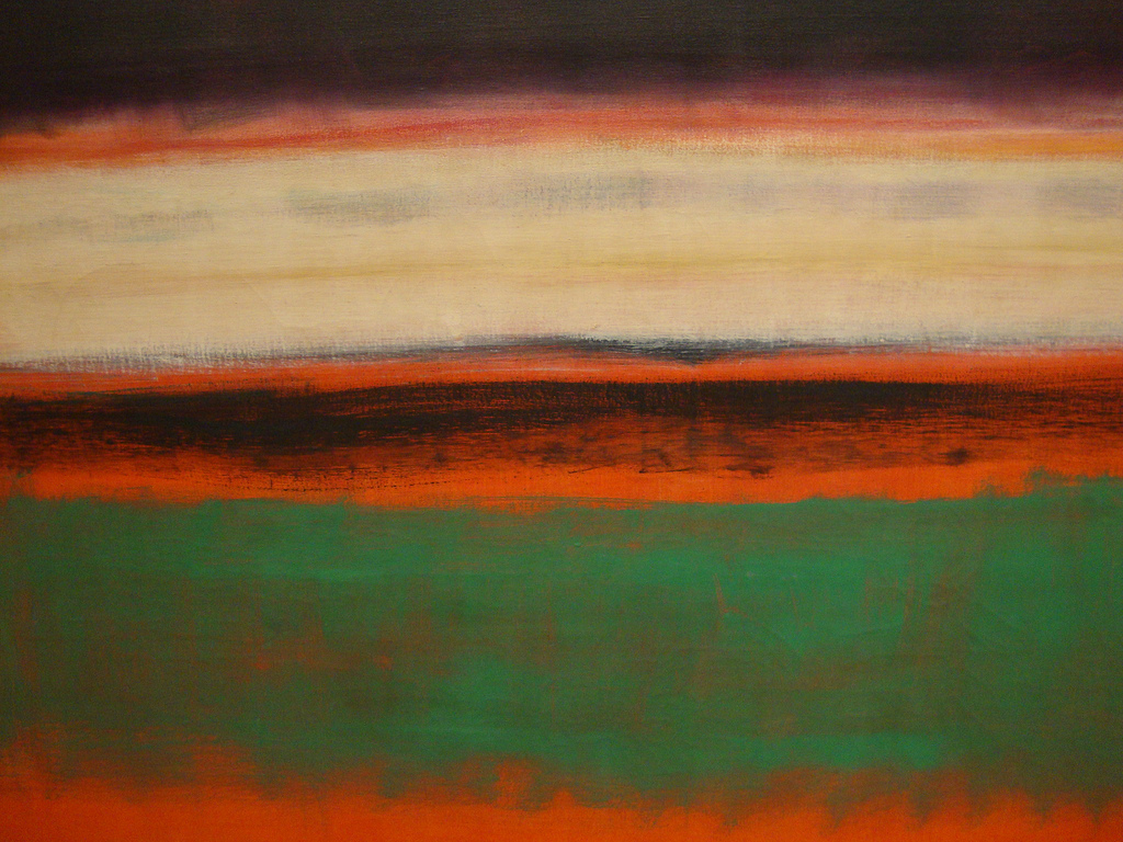 Rothko No3 13 Detail