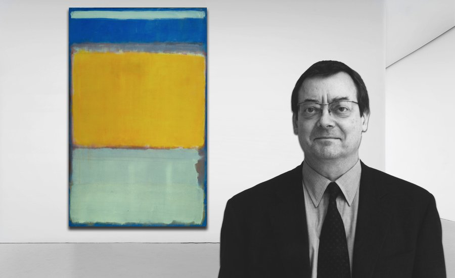 Under the Influence: Robert Ryman and His Obsession with Mark Rothko's Painting
