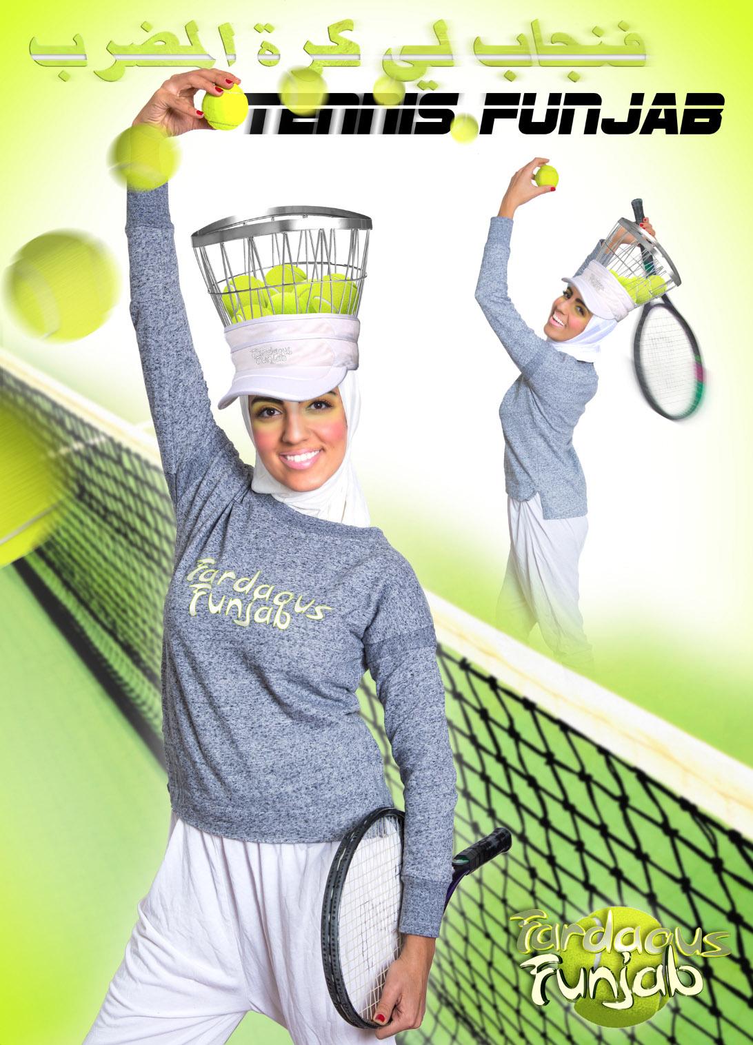 tennis funjab