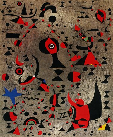 Joan Miro, Constellation: Toward the Rainbow