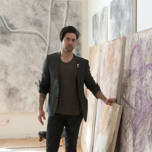 Q&A: Artist Theodore Boyer's Bleached Paintings Combine Math with Chance