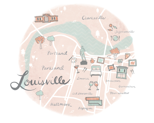 Destination louisville kentuckyan art lovers guide art for here with the guiding hand of 21c we present an art lovers guide to a long weekend in louisville between bike rides along the ohio river solutioingenieria Choice Image