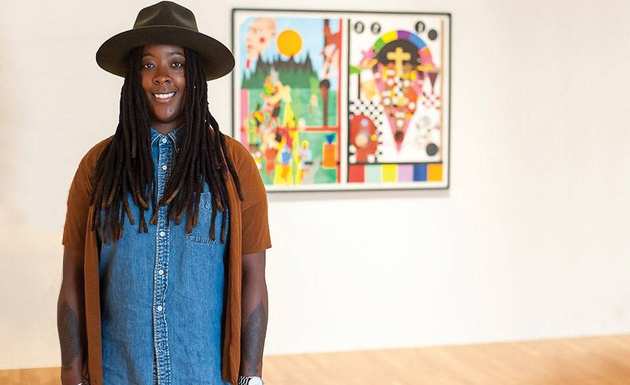 """Easy to Swallow, Hard to Digest"": 5 Reasons to Collect Nina Chanel Abney"