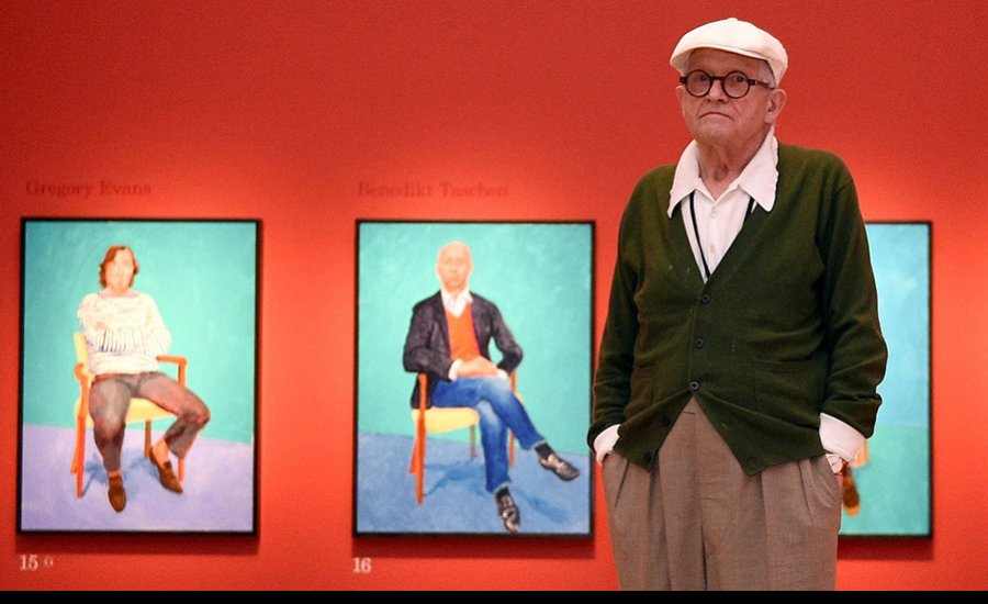 David Hockney on What Makes a Lousy Model