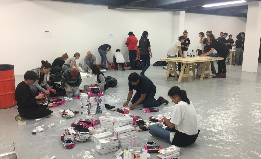 How Mexico City's Gallery Weekend Made Art Useful Post-Earthquake