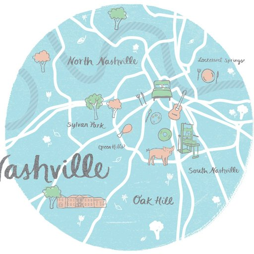 Destination: Nashville, TN—An Art-Lover's Guide