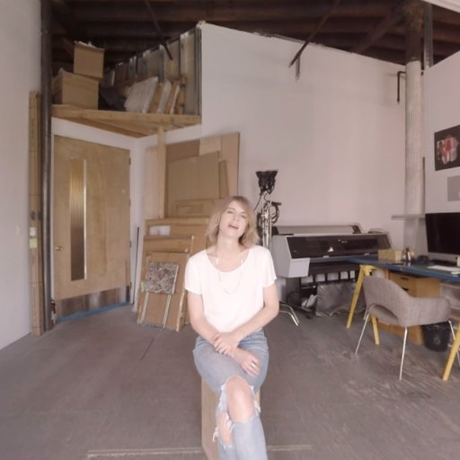 "360° Video: Hannah Whitaker ""Programs"" Her Analog Photographs Using Cut-Outs and Light"