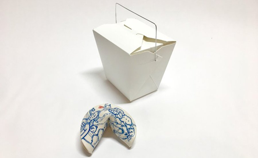 For Good Luck: Collect Jiha Moon's Ceramic Fortune Cookies