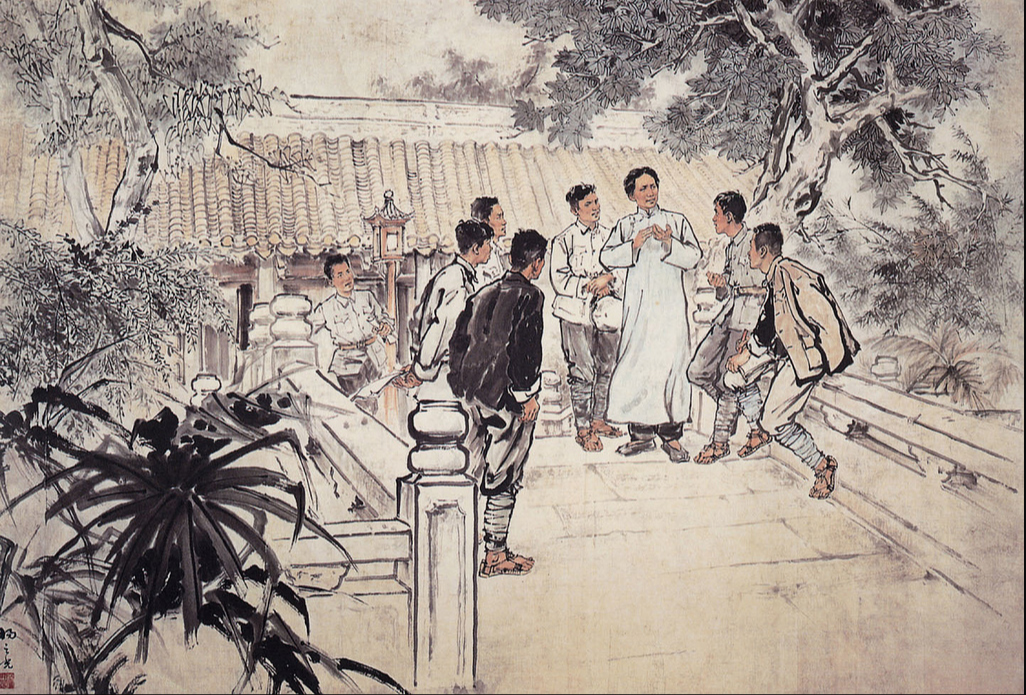 """the new chinese woodcut movement revolutionizing art as a voice 2 kuiyi shen, """"the modernist woodcut movement in 1930s china  lu xun  describes how his friend jin xinyi convinced him to actually voice his opinions   bowdoin journal of art, 2015 7 among the first new printmaking clubs that ."""