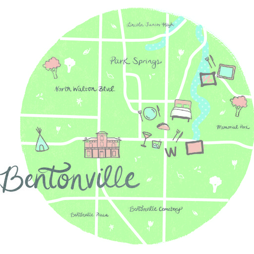 Destination: Bentonville, AR—An Art Lover's Guide