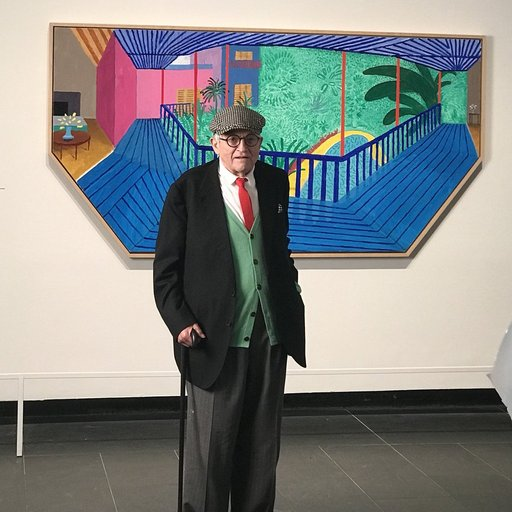 You Have 4 Days Left to See These 3 David Hockney Artworks at the