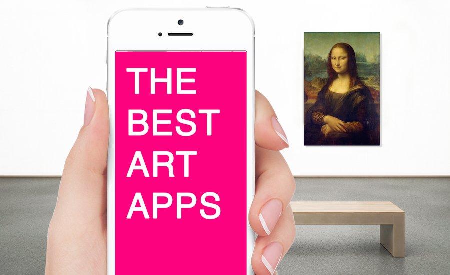 5 Super Useful Apps for Art World Folks   Art for Sale   Artspace