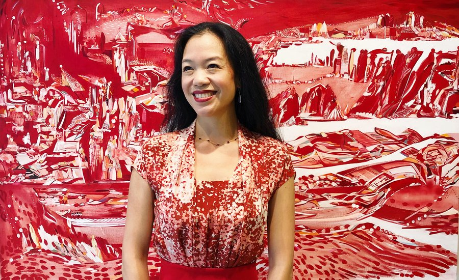 Collector Carla Shen Describes Her Favorite Works at NADA New York 2018