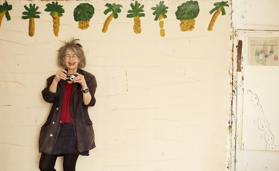 4 Reasons to Collect Rose Wylie, Currently on View at The Serpentine