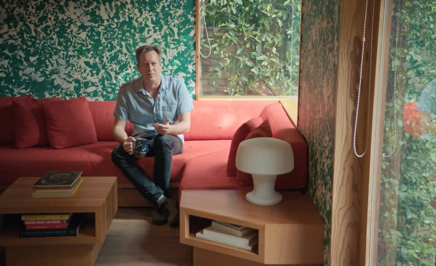 "Doug Aitken on Making ""Underwater Pavilions"" For Weightless Audiences"
