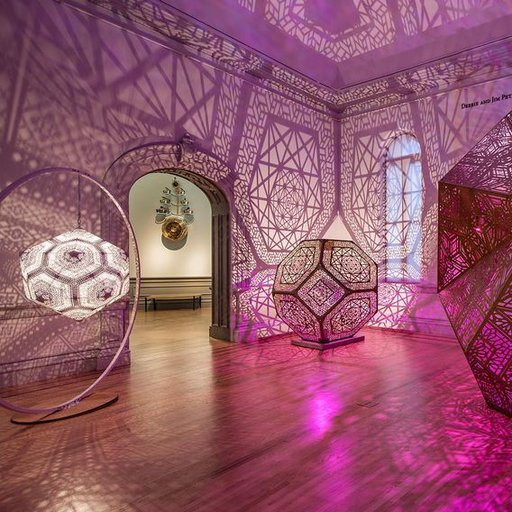 Burning Man Art Comes to the Smithsonian