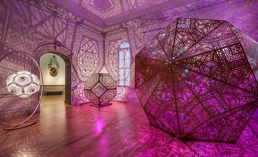 """No Spectators"": Burning Man Art Comes to the Smithsonian"