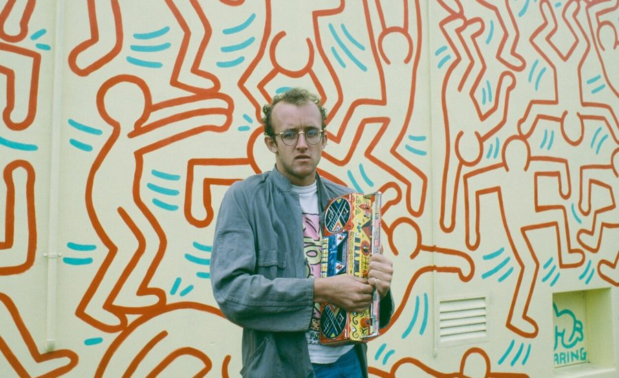 Have You Seen All 5 of Keith Haring's Murals in NYC?