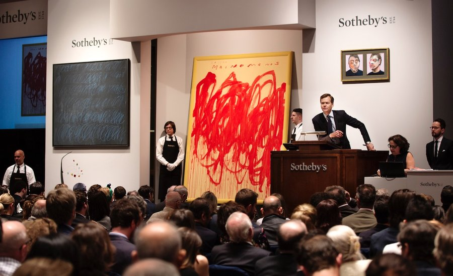 Steal Vs Splurge: 12 Affordable Artworks by Artists in Sotheby's and Christie's May Auctions