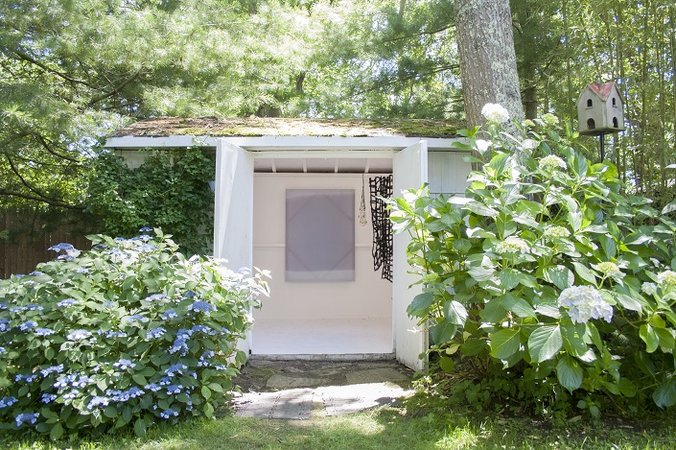 east hampton shed
