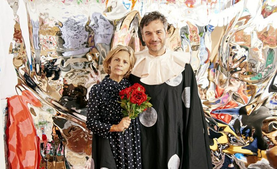 Shooting the Breeze with Amy Sedaris and Marcel Dzama