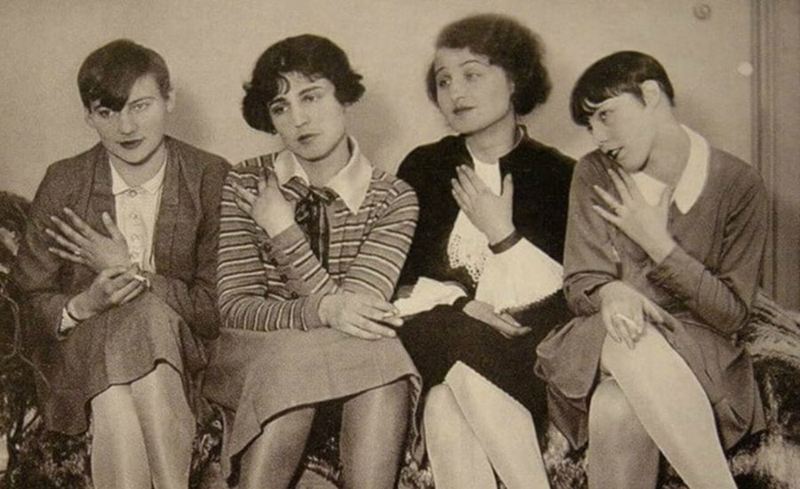 The Other Art History: The Forgotten Women of Bauhaus
