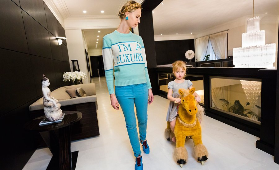 "Bling and Boob Jobs: Lauren Greenfield's New Documentary ""Generation Wealth""—And the Photos that Started it All"