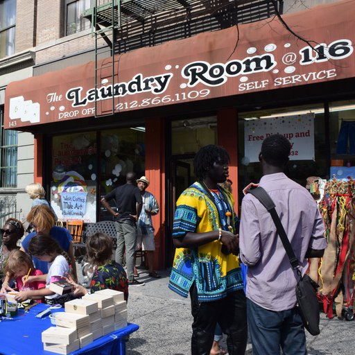 Is a Laundromat the Best Place to Show Art? This NYC Nonprofit Makes a Strong Case For It