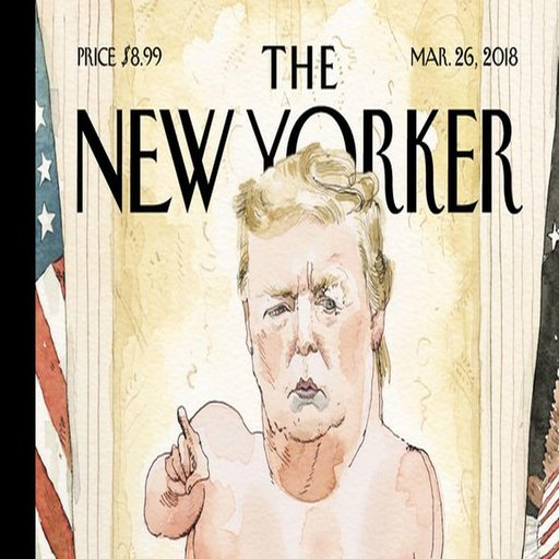 The New Yorker's History of Political Cover Art—And What it Tells Us About Satire in the Age of Trump