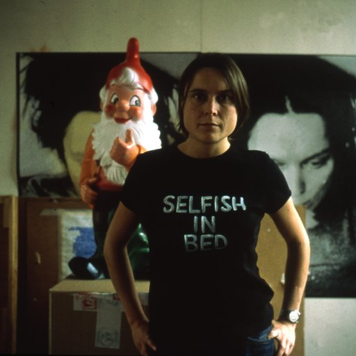 Massimiliano Gioni Interviews Provocative Artist Sarah Lucas