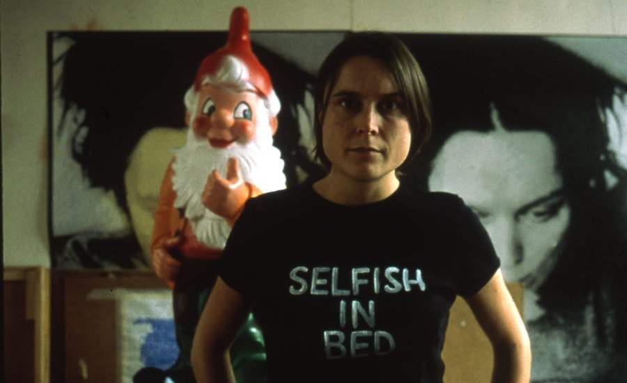 Massimiliano Gioni Interviews Provocative Artist Sarah Lucas in Time for Her Current Retrospective at the New Museum