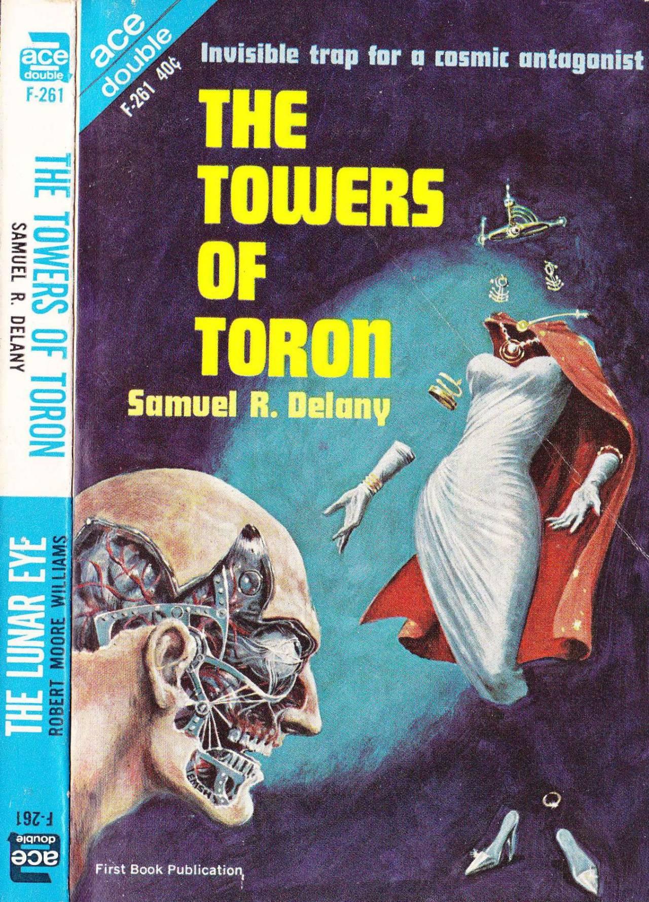 Retro-Futuristic Surrealism: The Best in Vintage Sci-Fi Book