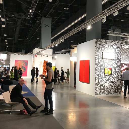 Bill Cournoyer Miami Art Basel