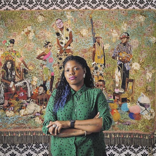 "5 Reasons to Collect Ebony G. Patterson's ""Neo-Baroque"" Art"