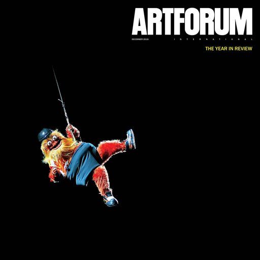 An Interview with Artforum Editor-in-Chief on Gritty Cover