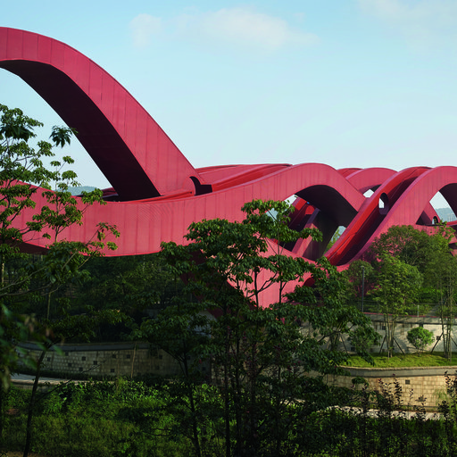 A List of 11 Striking Red Buildings Around The World