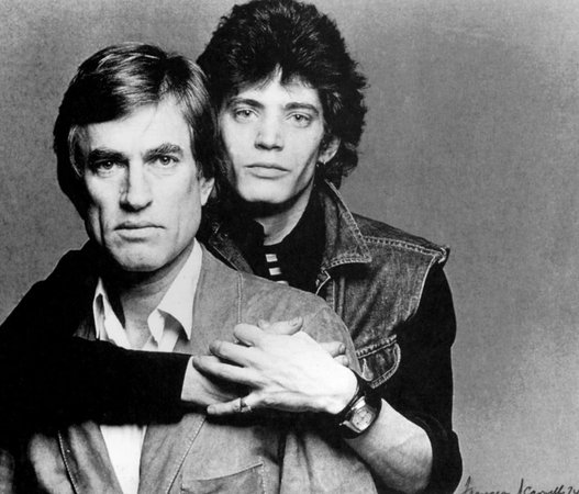 Mapplethorpe and Wagstaff